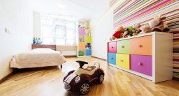 4 tipy ako zariadiť detskú izbu