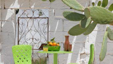 Vytvorte si príjemné posedenie na záhrade a terase