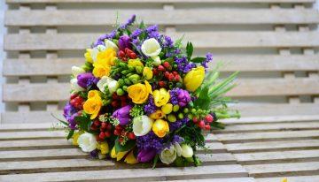 Darujete kvety? Takto vám pomôže donáška kvetov!