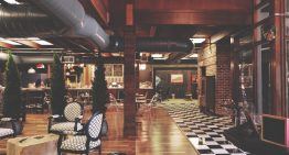 Nábytok do hotelov: priláka hostí akultivuje priestor