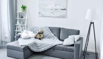 Útulný byt prináša medzi štyri steny rodinné šťastie