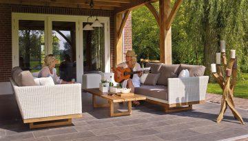 Štýlový ratanový nábytok oživí každú záhradu!
