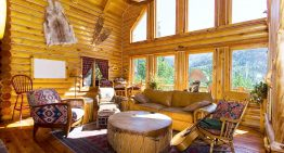 Ako si zariadiť záhradnú chatku či drevený domček?