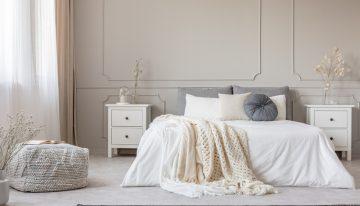 Inšpirácie do modernej spálne, vďaka ktorým nebudete hneď ráno na dne