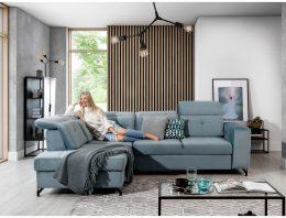 Stojíte pred výberom rohovej sedačky do vašej obývačky? Vyskúšajte nášho nákupného sprievodcu!
