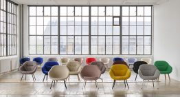Designová značka HAY obklopí pohodlím aj farbami